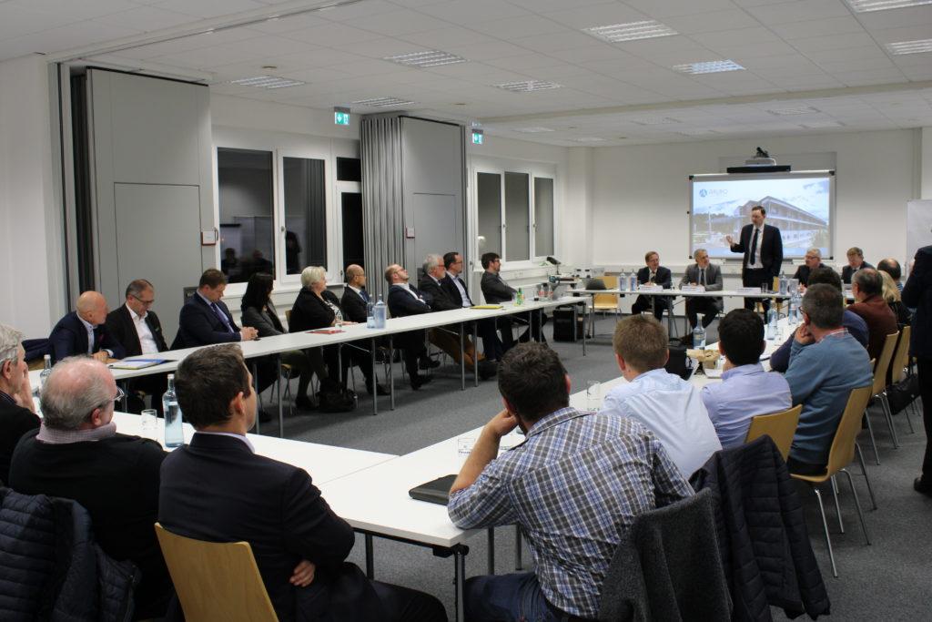 Wohnbaukonferenz in Erbendorf