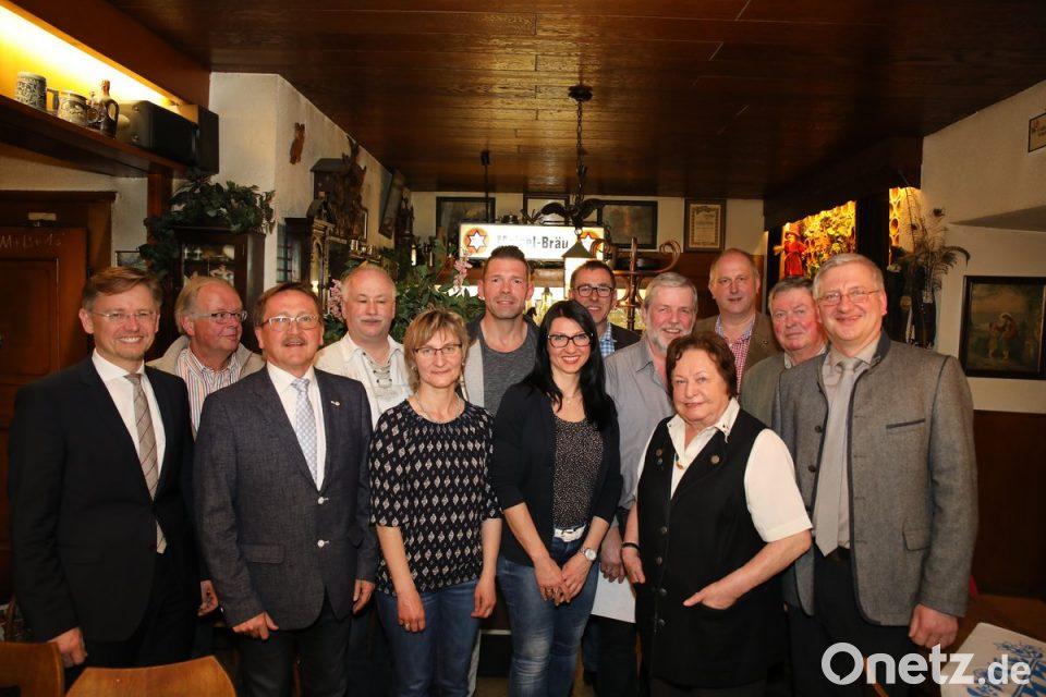 CSU Jahreshauptversammlung 2018