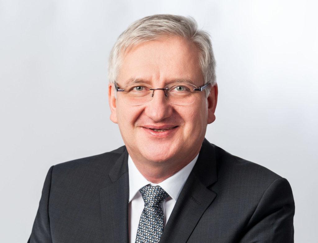 Johannes Reger - Unser Bürgermeister 2020